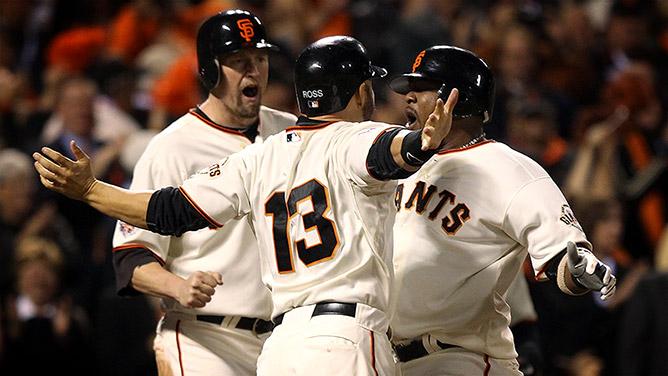 San-Francisco-Giants Game 2 Photo