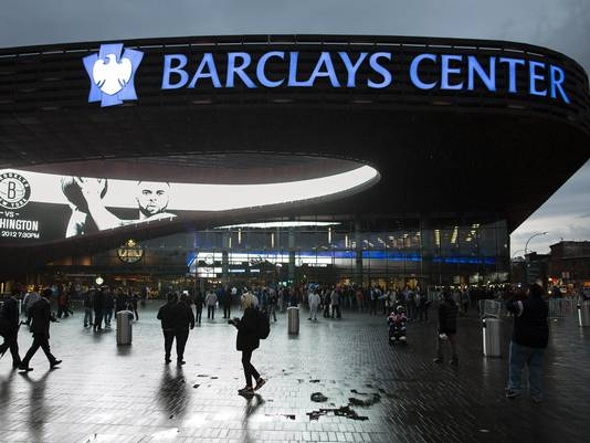 Brooklyn Nets Barclays Center 1