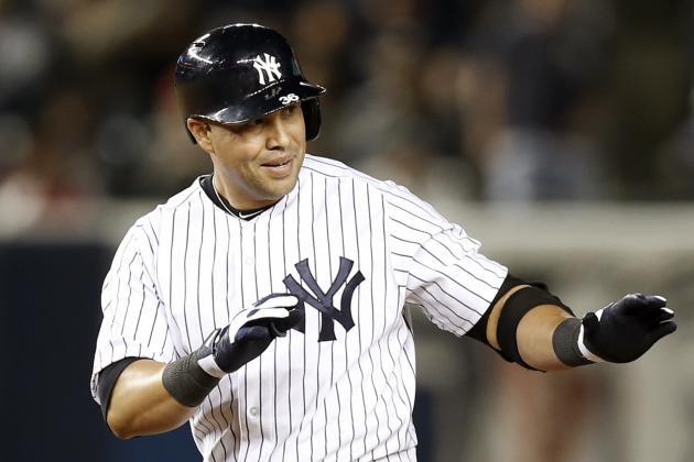 Carlos Beltran Yankees 630 420