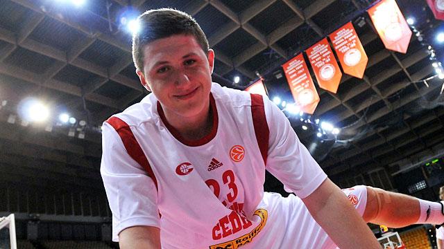 Jusuf Nurkic Bosnia NBA Draft Nuggets