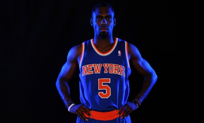 Tim Hardaway Jr. Knicks now pic