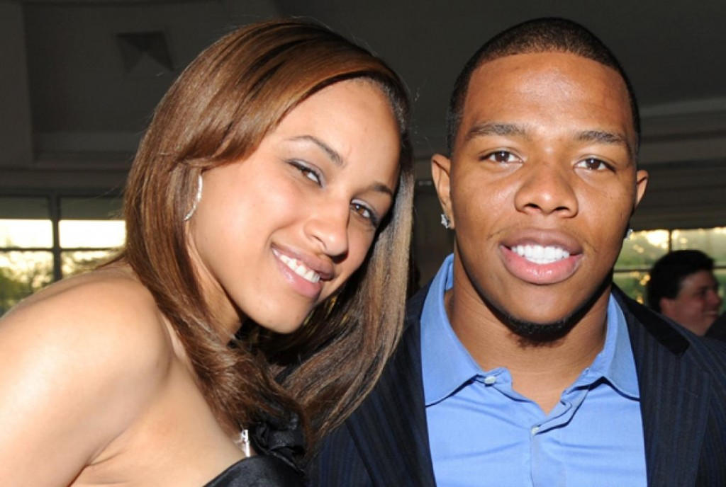 Ray Rice Ravens Janay Palmer Assault