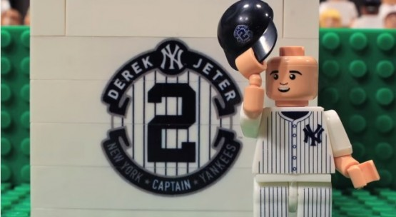 Lego Jeter Top 10 Highlights Video 9 24 2014