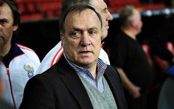 Serbia coach Dick Advocaat resigns quickly