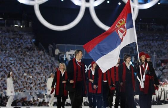 Serbia Olympic team