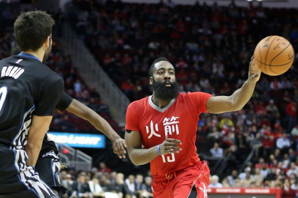 USP NBA: MINNESOTA TIMBERWOLVES AT HOUSTON ROCKETS S BKN USA TX