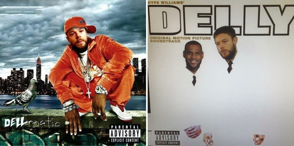 Delly illmatic and Belly funny pics