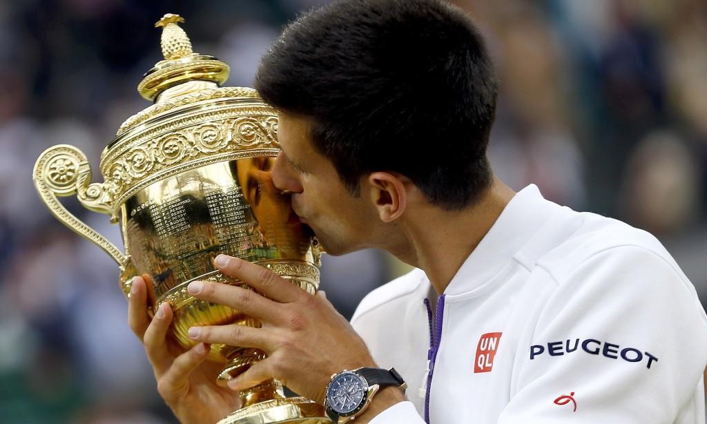 Djokovic wins Wimbledon back to back July 12 2015