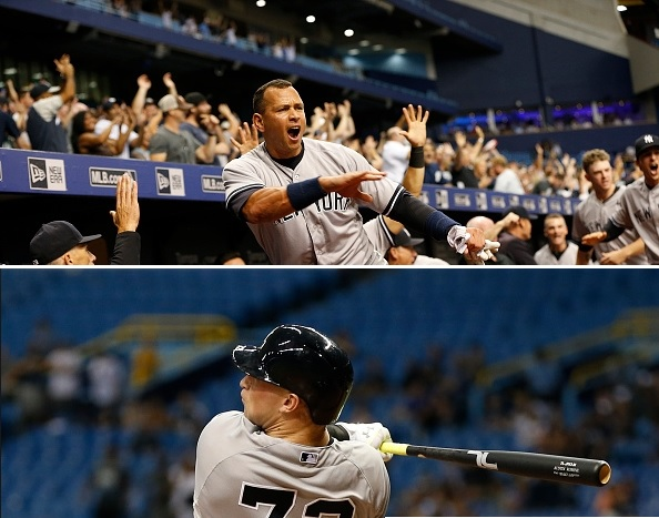 A-Rod Heathcoat Yankees win dramatic fashion 9142015