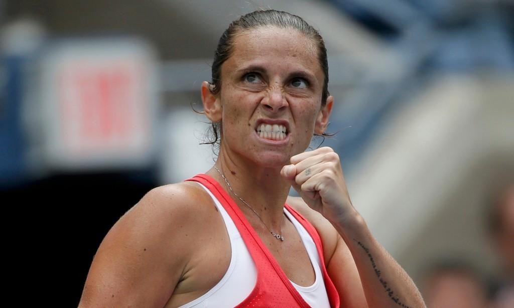 Roberta Vinci upsets Serena Williams at US Open semifinal 9 11 2015