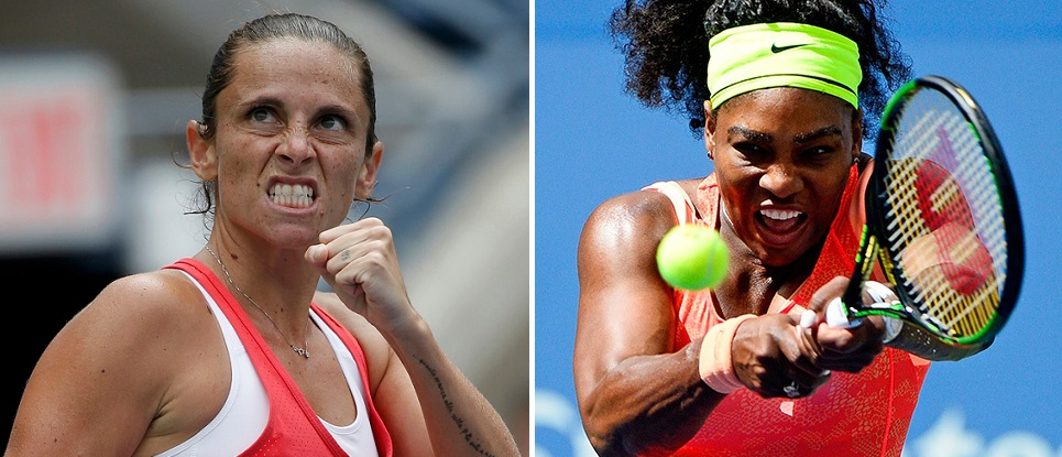 Roberta Vinci upsets Serena Williams at US Open semifinal 9 11 2015 main