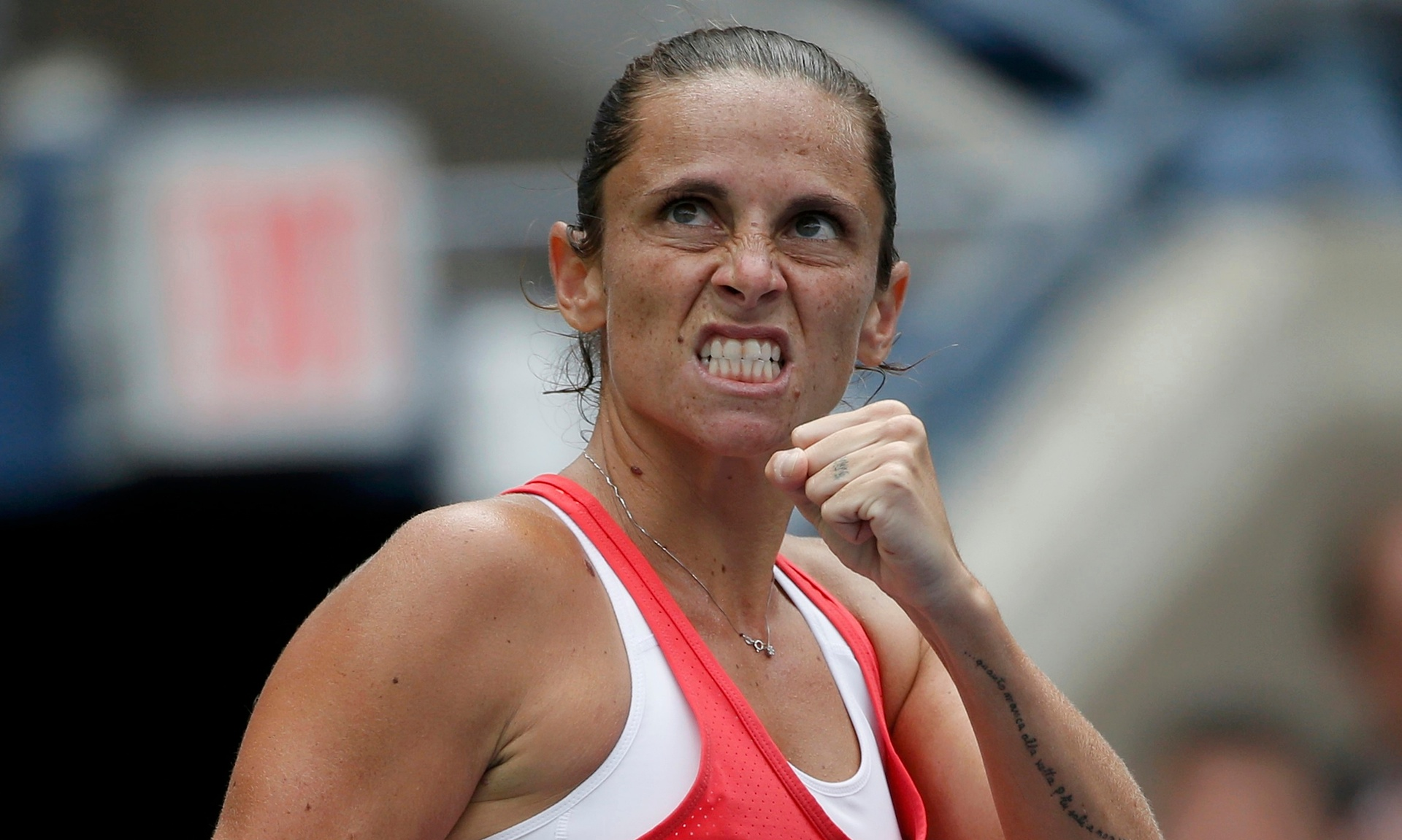Roberta Vinci upsets Serena Williams at US Open semifinal 9 11 2015