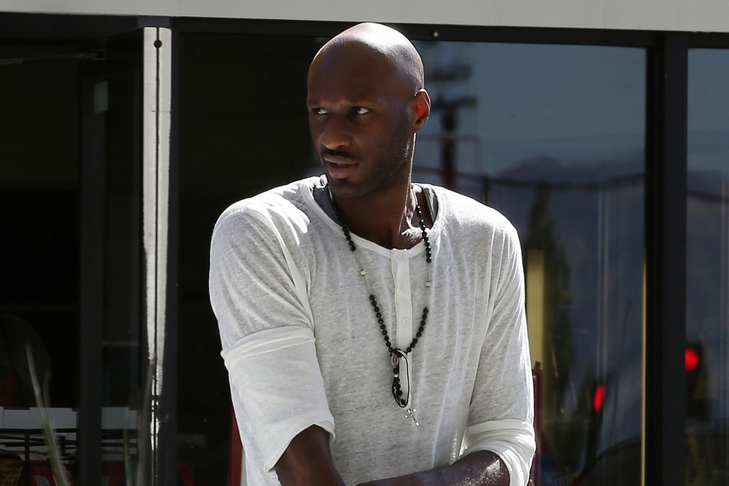 Luggage is loaded into Lamar Odom's car amid reports he and Khloe Kardashian are heading for divorce. On Wednesday afternoon, Lamar's white Mercedes was driven from the marital home in Calabasas by Khloe's best friend Malika Haqq to a gas station about a quarter of a mile away. Malika was seen talking to a man before Lamar emerged from the gas station. Lamar got into his car to follow the man, who was driving a blue Mercedes, to a nearby supermarket car park. Lamar and the man then drove off in Lamar's car and drove around for 20 minutes before returning to the supermarket car park, where the blue Mercedes was still parked. The man then unpacked two large suitcases, a bag and some golf clubs from the blue Mercedes into the trunk of Lemar's car. Lemar then drove off at speed, leaving the blue Mercedes in the supermarket car park.  Pictured: Lamar Odom Ref: SPL597422  210813   Picture by: Clint Brewer / Splash News  Splash News and Pictures Los Angeles: 310-821-2666 New York: 212-619-2666 London: 870-934-2666 photodesk@splashnews.com