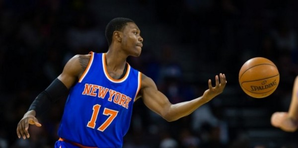 Cleanthony Early Knicks forward