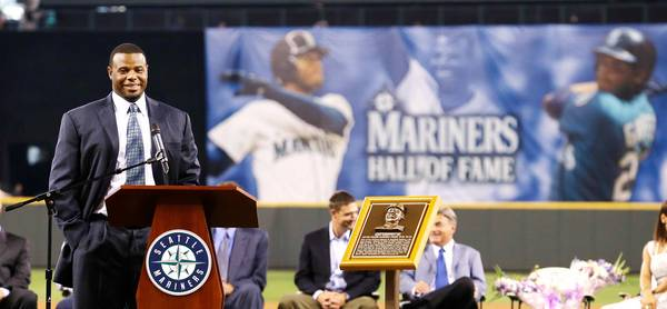 Ken Griffey Jr. hall of fame