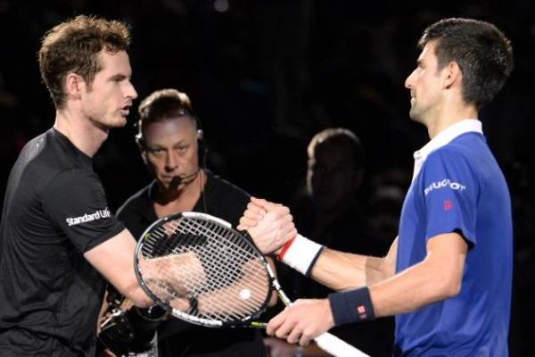 djokovic andy murray aussie open final 1 31 16
