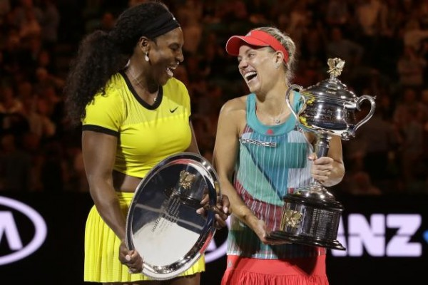 kerber serena aussie open tennis jan 30 16