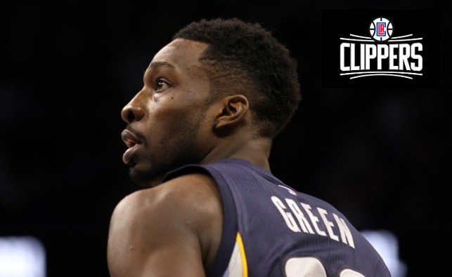 Jeff Green Grizzlies Clippers logo
