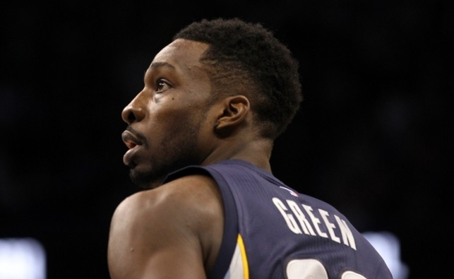 Jeff Green Grizzlies