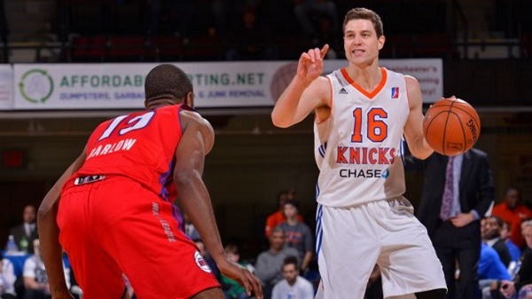 jimmer fredette d league all star game 35 pts mvp 2 13 16